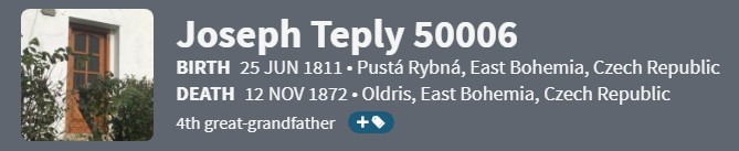 This image has an empty alt attribute; its file name is ancestry-header-joseph-teply-50006.jpg